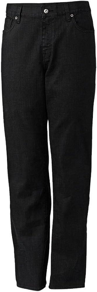 Cutter Buck BCB00080 Men's Greenwood - 3638 Gorgeous Pant Denim Spring new work Black