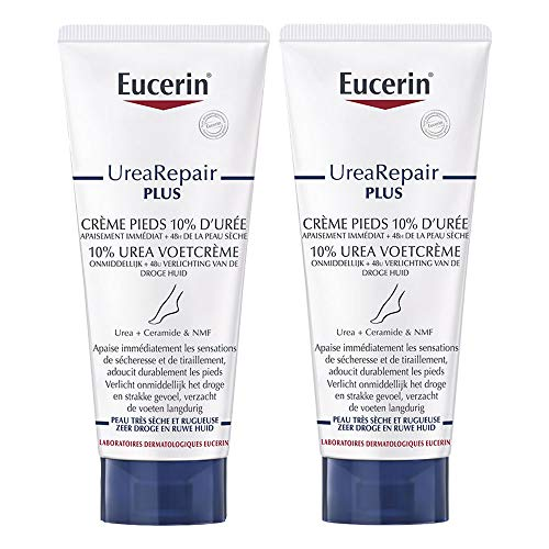 Eucerin Repair Foot Cream 10% Urea 2 x 100ml by Eucerin