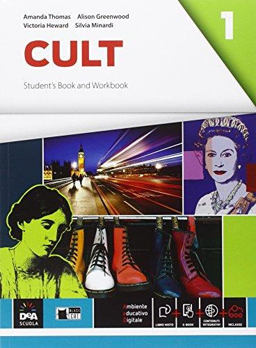 Cult. Starter. Student's book-Workbook. Per le Scuole superiori. Con DVD. Con e-book. Con espansione online [Lingua inglese]: Vol. 1
