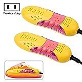 YMXBHN Elektrischer Schuhputzer, tragbares Multifunktions-Warmschuhgerät für den Haushalt - Herbst- und Winterstiefeltrockner - UV-Desodorierung, für alle Schuhe geeignet