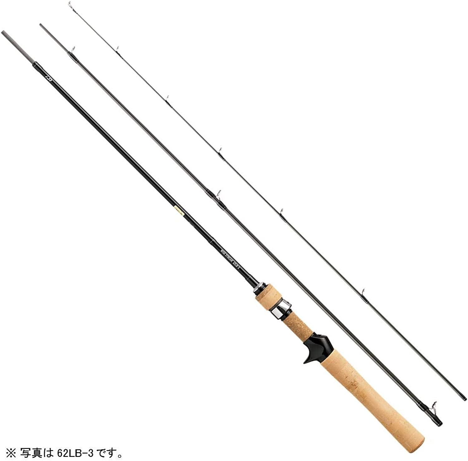 Daiwa trout Wise stream 62LB3