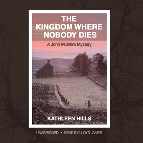 The Kingdom Where Nobody Dies audiobook cover art