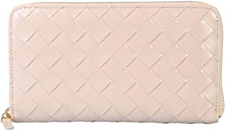 Luxury Fashion | Bottega Veneta Womens 588768VMBI16950 Pink Wallet | Season Permanent