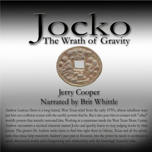 Jocko: The Wrath of Gravity audiobook cover art