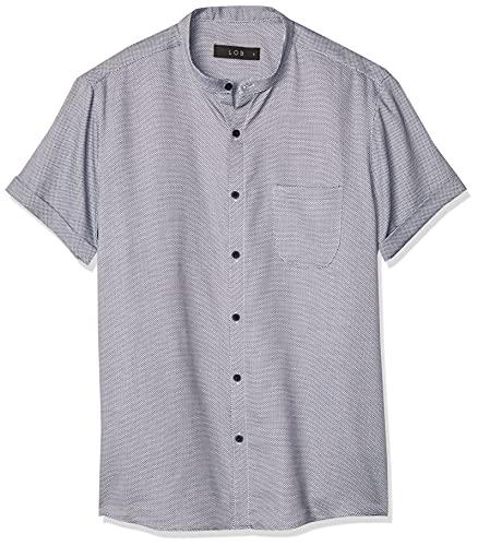 Camisa Cuello Mao marca LOB