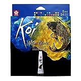 SAKURA Koi Water Tube Watercolors, 24 Colors 120 ml