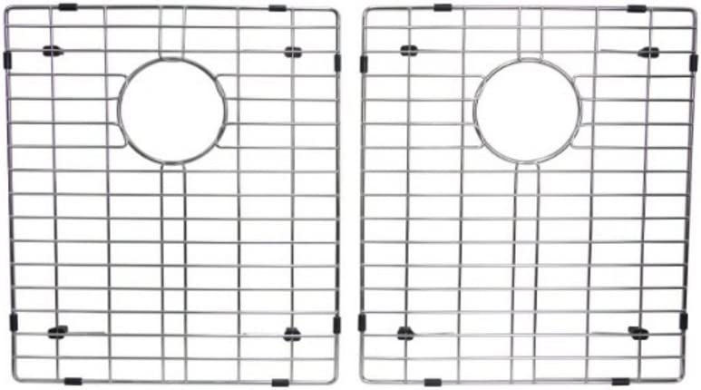Starstar 50 Double Bowl Kitchen Two Stainl outlet Bottom Sink Grids Cheap SALE Start