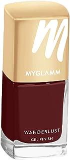 MyGlamm Wanderlust-Burgandy Lace, Maroon, 12 ml