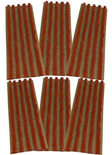 Aerzetix boor, 6 mm, 20 cm, bruin, voor bandenreparatieset C40659