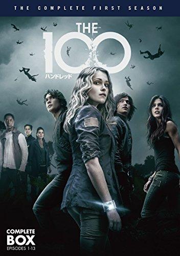 THE 100 / ハンドレッド 〈ファースト・シーズン〉 コンプリート・ボックス [DVD]