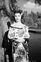 Debra Paget in Bird of Paradise Hawaiian setting photo shoot 24x36 Poster