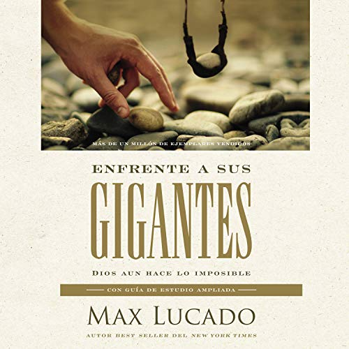 Enfrente a sus gigantes [Facing Your Giants]  By  cover art