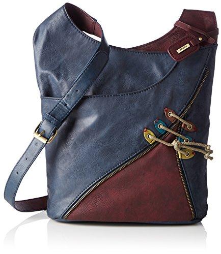 Rieker Damen H1405 Handtasche