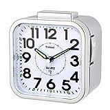 "Best Windup Alarm Clocks - Tinload 4"" Loud Bell Alarm Clock Silent No Review"
