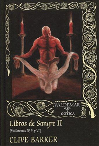 Libros de Sangre II: Volúmenes IV, V y VI: 108 (Gótica)
