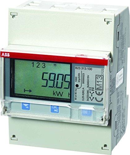 abb-entrelec eq-meters Betriebsstundenzähler Energia EQ B23111–100