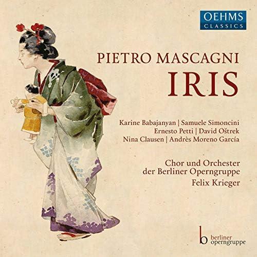 Karine Babajanyan, Ernesto Petti, Samuele Simoncini, Orchester der Berliner Operngruppe & Felix Krieger