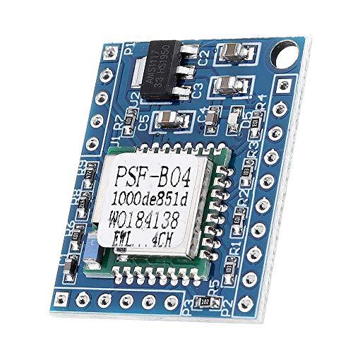 JOMOSIN BVCC313 módulo de interruptor de 4 vías Ewelink teléfono control remoto modesto voz DIY SCM desarrollo Junta limitada