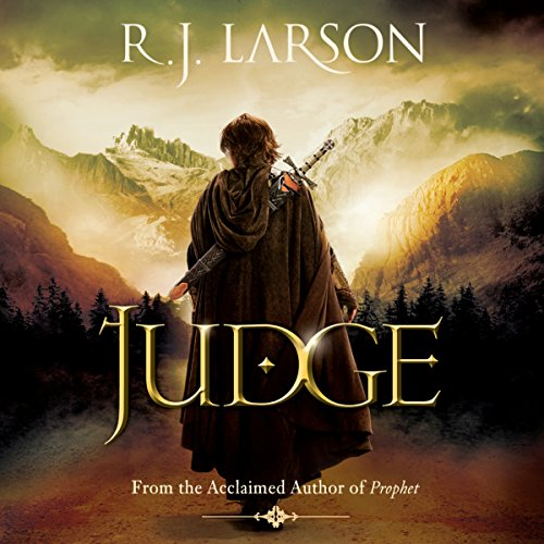 Judge audiobook cover art