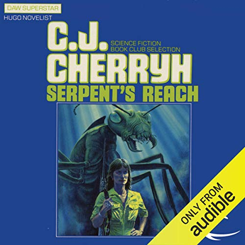 Serpent's Reach Audiobook By C. J. Cherryh cover art