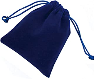 yyuezhi 20 Elegante Bolsa de Terciopelo Elegante Cordón de la Joyería de la Perla de Almacenamiento de la Boca Bolsa de Al...