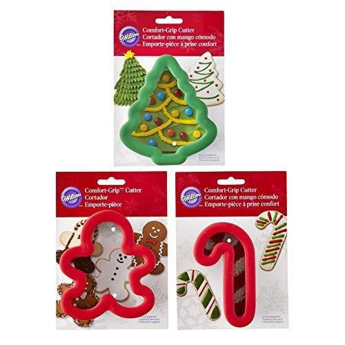 Catálogo de Cortadores de galletas navideños que puedes comprar esta semana. 13