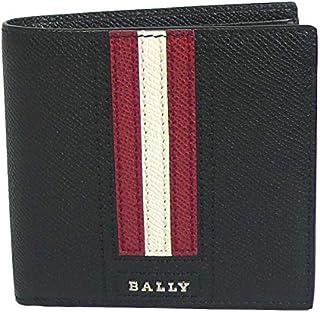 バリー 財布 BALLY 二つ折り財布/フ小銭入れ付れ TEISEL.LT 6219953 ブラック【並行輸入品】