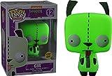 Funko Pop! TV #12 Invader Zim Glow in The Dark Gir (Hot Topic Exclusive)