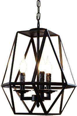 Atmko®Iluminación Colgante Lámparas de araña LED Cristal ...