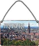 """schilderkreis24 – Blechschild """"Freiburg"""" Stadt Baden"""