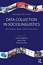 Mejor Data Collection In Sociolinguistics Methods And Applications