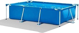 XFY Piscinas, Piscina de Pared de Acero, 260X160x65cm, para Adultosal Aire Libre Engrosada Alrededor PVC de 3 Capas Prevención de Grietas