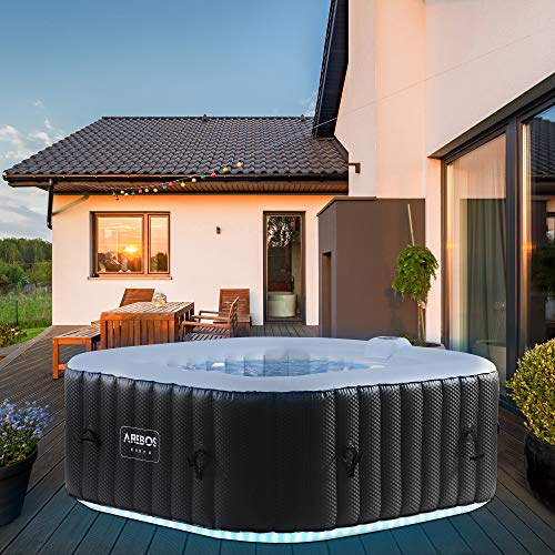 Canbolat Vertriebs GmbH -  Arebos Whirlpool mit