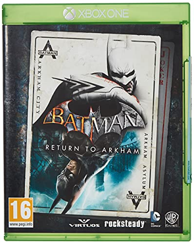 Batman: Return to Arkham Remastered Collection (Xbox One)