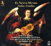 El Nuevo Mundo - Folias Criollas by Montserrat Figueras (2010-08-10)