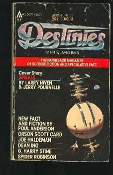 Destinies Vol. 1, No. 3 - Book  of the Destinies