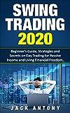 Swing Trading 2020: Beginner's Guide on Day Trading