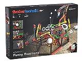 fischertechnik Funny Reactions - Kettenreaktionsspiele für Kinder ab 8 Jahren - 3 actionreiche...