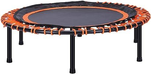 EAHKGmh Trampoline 40 Pouces Sautant Lit Bouncing Lit Extérieur & Intérieur Indoor Fitness EquipHommest Trampoline Max Poids De 150kg