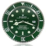 FIR?Submariner Rolex Reloj de Pared de Silencio