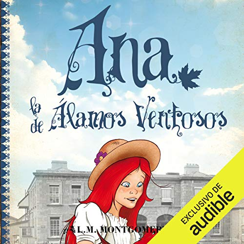 Ana, La De Alamos Ventosos (IV) [Anne of Windy Poplars (IV)] cover art