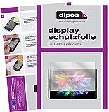 dipos I 2X Schutzfolie klar kompatibel mit Acer Iconia Tab 10 A3-A50 Folie Bildschirmschutzfolie