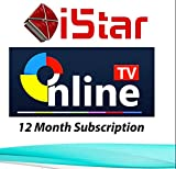 12 Month iStar ReNew Card User Code Subscription اشتراك لمدة سنة