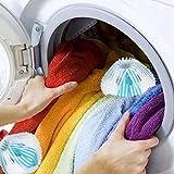 Jimfoty Herramienta de Limpieza para Lavadora, Bola de Lavado de Repuesto, Bola de detergente, Suavizante de Tela para Cabello para Hilo