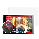atFolix Schutzfolie kompatibel mit Odys Pro Q8 Folie, entspiegelnde & Flexible FX Bildschirmschutzfolie (2X)