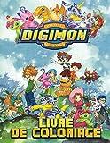 Digimon livre de coloriage