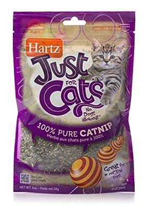 Hartz Just For Cats 100% Pure Catnip - 1oz, Model:3270005231