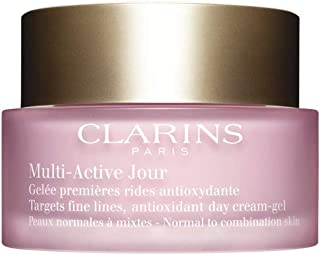 Clarins Multi-Active Day Cream Gel Normal To Combination Skin 1.7 Ounce