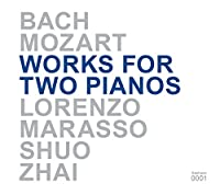 Bach And Mozart: Works For Two Pianos