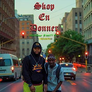 Skop en Donner (feat. Matt Pro)